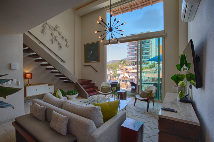Astonishing V177 Penthouse 3 In Old Town Puerto Vallarta Penthouse In Pdpeps Interior Chair Design Pdpepsorg