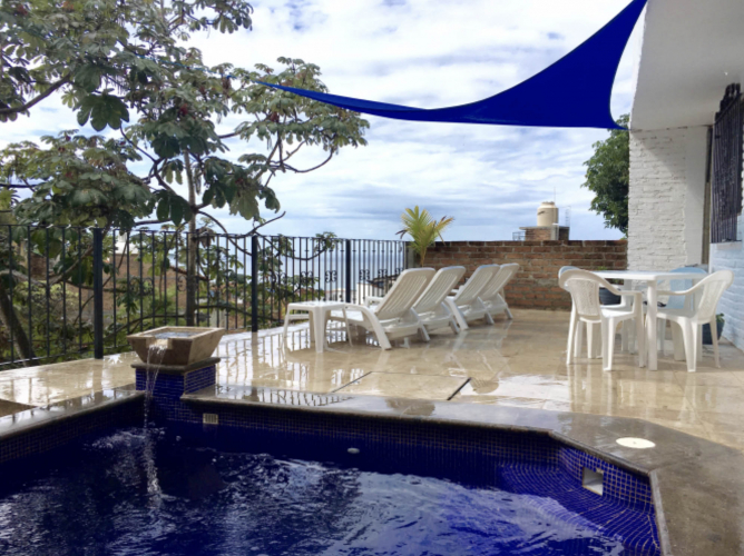 Casa Bella Vista - Azul  3