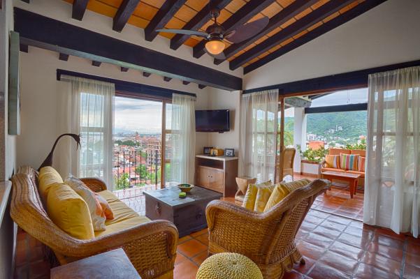 Villa Del Cielo - Selva Romantica 5