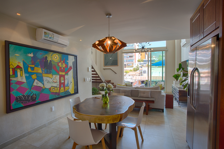 Pleasant V177 Penthouse 3 In Old Town Puerto Vallarta Penthouse In Pdpeps Interior Chair Design Pdpepsorg