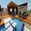 Agua Azul - Pavilion  603 26